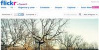 """Flickr estrena interfaz con diseño """"líquido"""" e imágenes en alta resolución"""