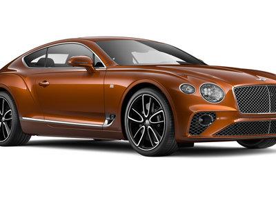 Bentley Continental GT 2018 First Edition: el modelo más lujoso, exclusivo y equipado de Crewe
