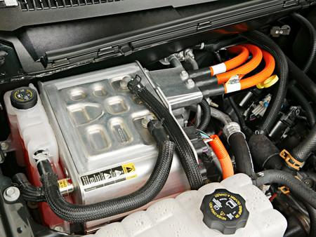 Chevrolet Silverado Hybrid 2005 1600 07