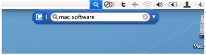 Monocle, búsquedas en web desde el escritorio