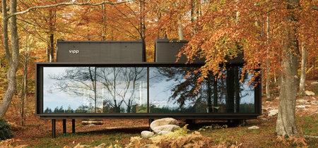 VIPP, una cabaña para pasar los fines de semana totalmente moderna