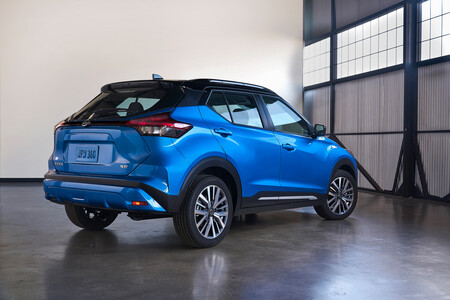 Nissan Kicks 2021 Mexico 2