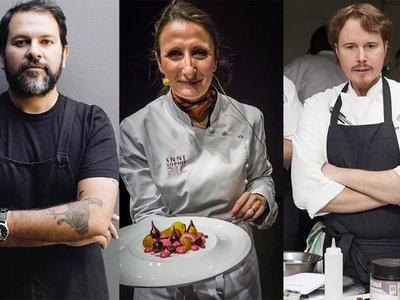 Netflix estrena este 20 de noviembre su nuevo programa gastronómico con el chef Enrique Olvera y promete ser apasionante