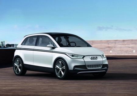 Audi trabaja en el Audi A2Q y Audi Q6, urbano y SUV eléctricos con 500 y 700 kilómetros de autonomía