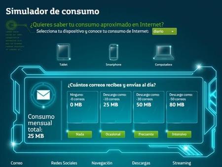 Simulador de consumo: descubre cuántos megas gastarás para elegir el mejor plan de Movistar