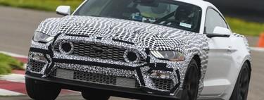 Se filtra la potencia que podría desarrollar el nuevo Ford Mustang Mach 1