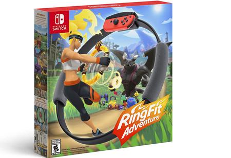 'Ring Fit Adventure' o el accesorio para hacer ejercicio de Nintendo Switch sí llegará a México: este es su precio
