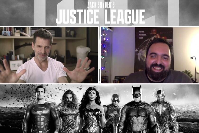 """""""No he visto la versión cinematográfica de 'Liga de la Justicia' y no creo que lo haga nunca"""". Zack Snyder"""