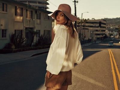 Daria Werbowy protagoniza la primavera-verano 2015 de H&M
