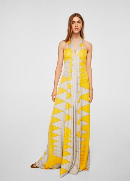 672e332821 Vestidos de Mango primavera verano 2018