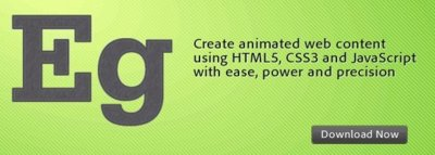 ¿Renovarse o morir? Adobe lanza Edge, su plataforma de animación web usando HTML5