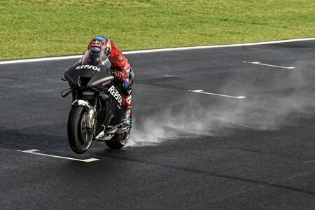 Honda Motogp Misano 2021