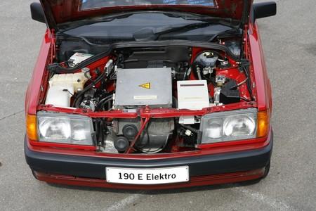 Mercedes 190 E Elektro 3