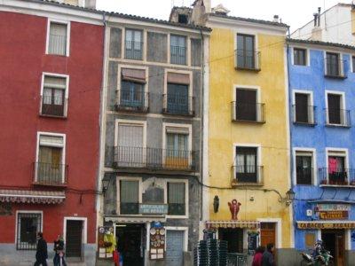 El centro neurálgico de la vieja Cuenca: Su Plaza Mayor