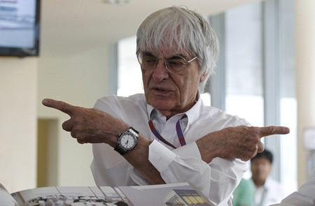 """Bernie Ecclestone: """"el Mundial de Fórmula 1 de 2014 tendrá 20 carreras, incluida Austria"""""""