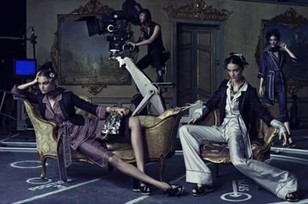 Dolce & Gabbana, campaña primavera-verano 2009 por Steven Klein
