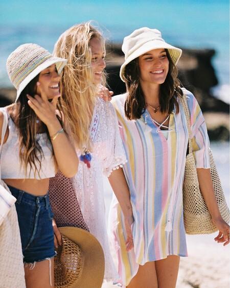 Seis capazos y bolsos de rafia del remate final de las rebajas de Women'secret para exprimir al máximo lo que queda de verano