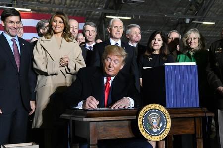 Trump USSF