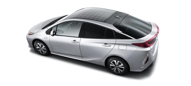 Toyota Prius Plug In Solar Panel E1466444012580