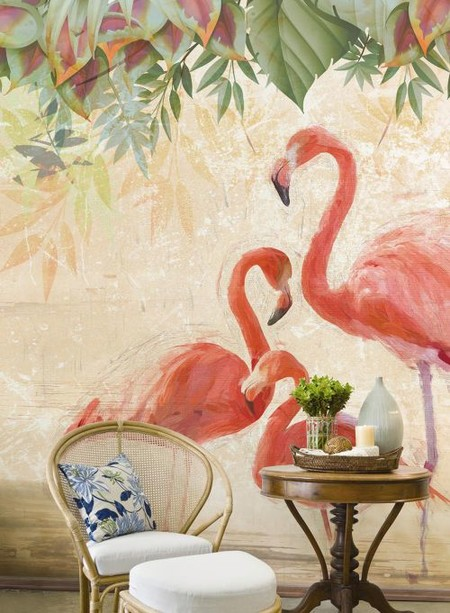 Flamingos Party Ambrect