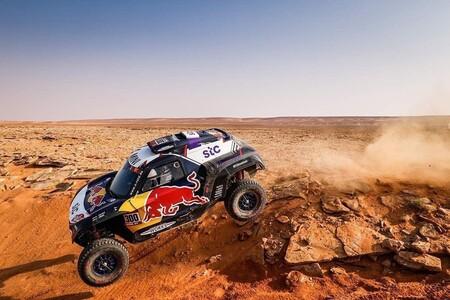 Carlos Sainz Dakar 2021