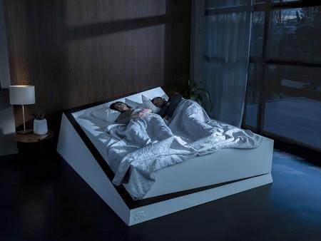 Con la cama inteligente Ford olvídate de invadir el lado de tu pareja