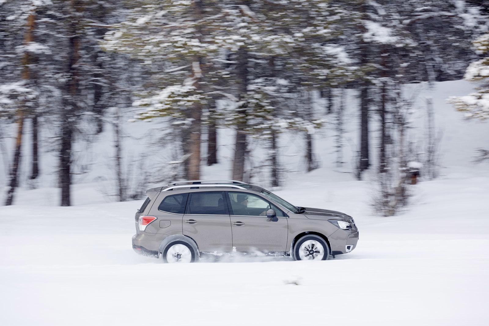 Foto de Subaru Snow Drive 2016 (18/137)