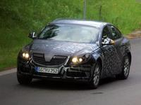 Opel Vectra 2008: Nuevas fotos espía