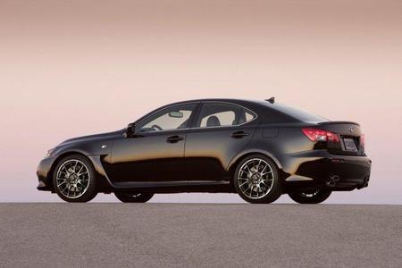 El Lexus IS F 2012 recibe algunas mejoras