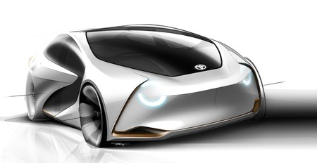 Toyota I Concept 2017
