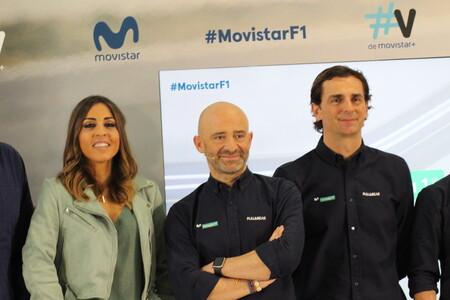Lobato De La Rosa Movistar F1