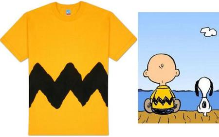 La camiseta de Charlie Brown