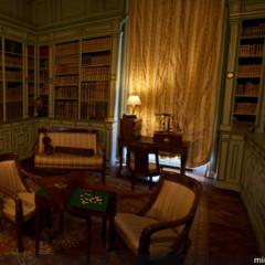 Foto 6 de 7 de la galería cheverny-la-mansion-del-capitan-haddock-en-tintin en Decoesfera