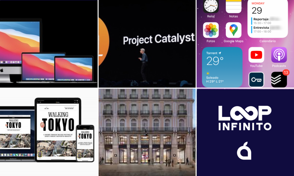 Mucho <strong>Apple℗</strong> Silicon, Catalyst en entredicho, la beta(programa) de iOS℗ 14… La semana del podcast Loop Infinito»>     </p> <p>Loop Infinito es el <strong>podcast diario</strong> de <em>Applesfera</em>, emitido de lunes a viernes a las 7.00 h (hora española peninsular), en el que dialogamos de <strong>Apple℗</strong> y su competencia vista a través del prisma de la compañia de Cupertino. Es un podcast de unos diez minutos de duración, expuesto por <a href=