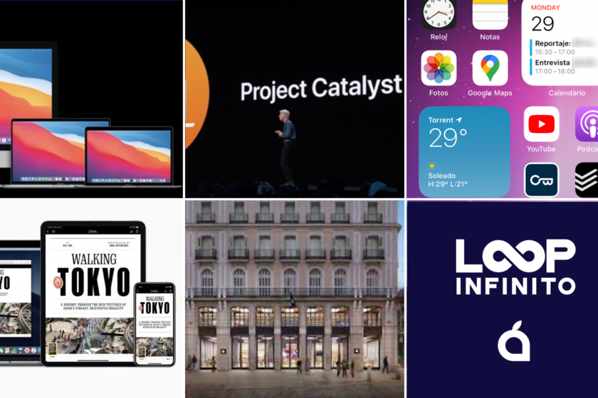 Mucho Apple Silicon, Catalyst en entredicho, la beta de iOS 14... La semana del podcast Loop Infinito