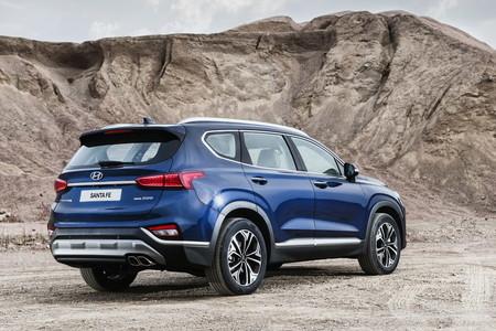 Hyundai Santa Fe 2019 9