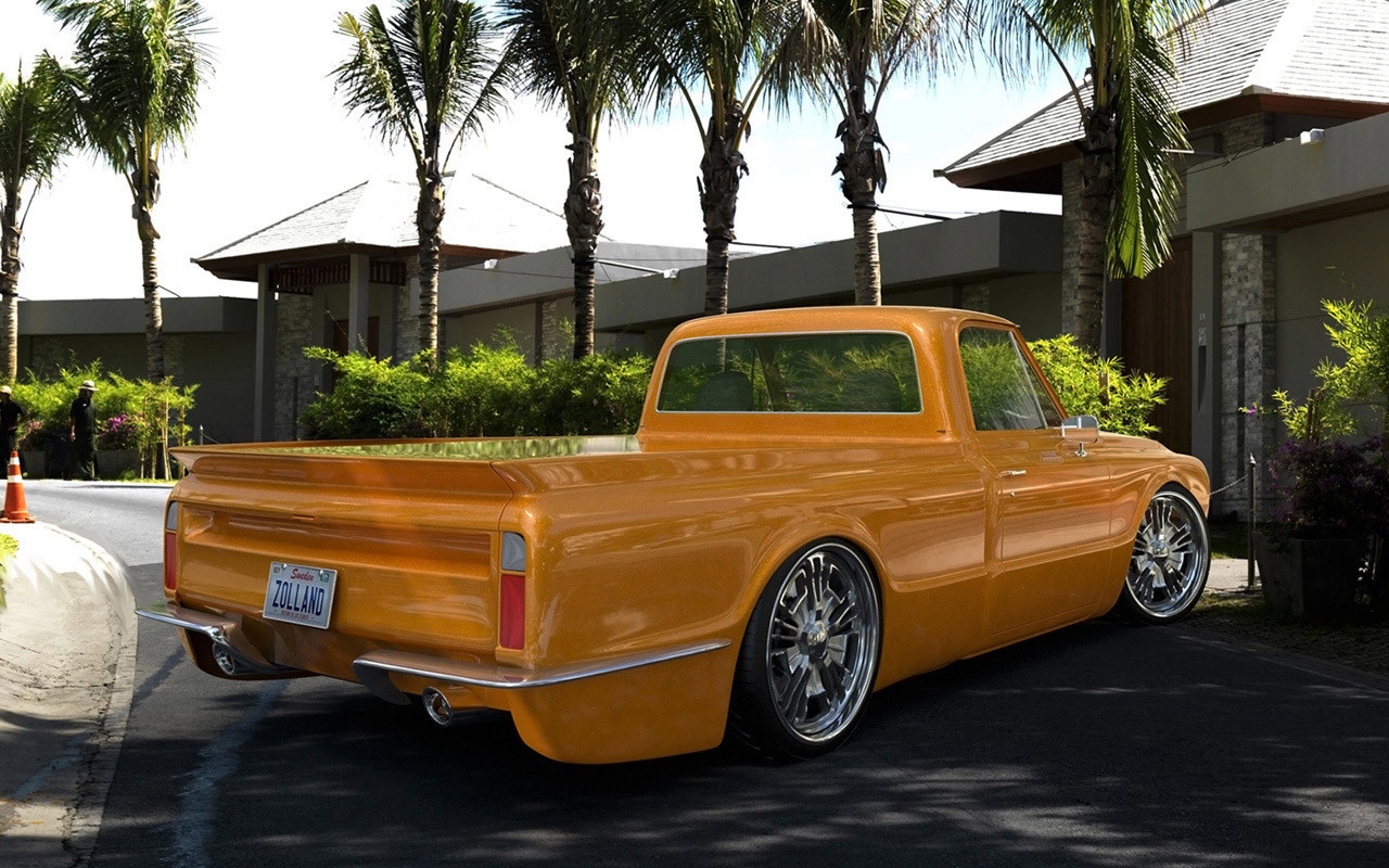Foto de Chevrolet C10 by Zolland Design (6/8)