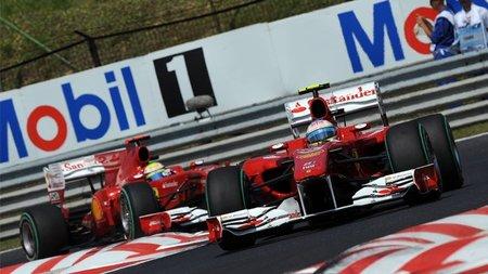 Fernando Alonso dice que las posibilidades de título son de un cincuenta por ciento