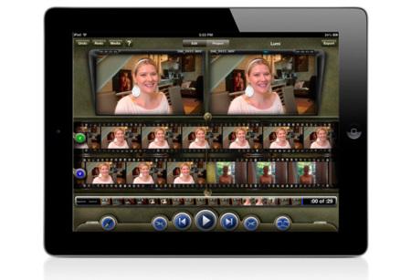 TouchEdit, edición de vídeo desde el iPad para profesionales