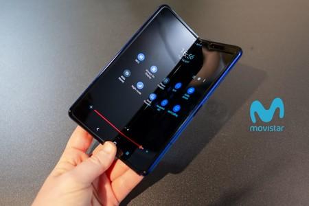 Precios Samsung Galaxy Fold con tarifas Movistar desde 66 euros al mes