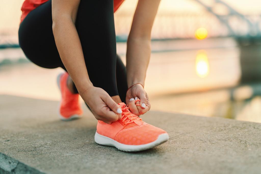 Cuatro formas diferentes de atarte los cordones, para las diferentes necesidades de los runners