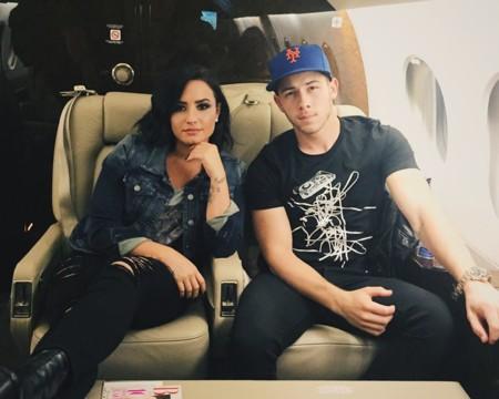 Demi y Nick