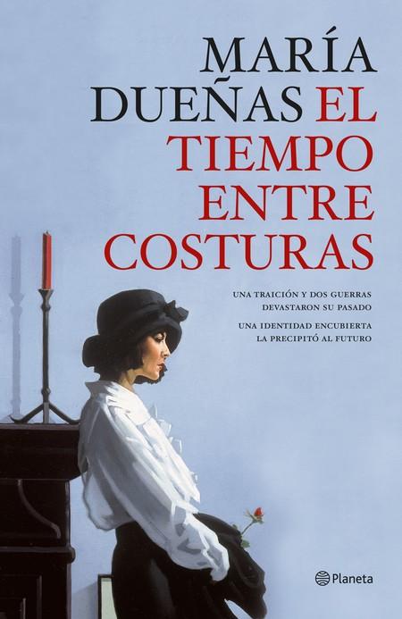 Portada El Tiempo Entre Costuras Maria Duenas 201802221218