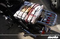 Prueba clásica Triumph Bonneville T-100, en busca de la pizza perdida, (I)