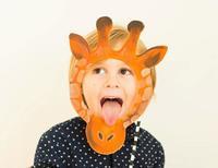 Imprime gratis estas bonitas máscaras de animales para Carnaval