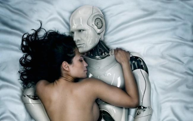 Resultado de imagen de robots sexuales