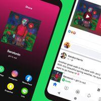 Escucha Spotify en el nuevo reproductor mini en Facebook: así puedes activar la música y los podcasts desde la app en México