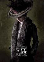 'Adele y el misterio de la momia', cartel y tráiler