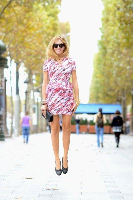 La elegancia de las calles de París