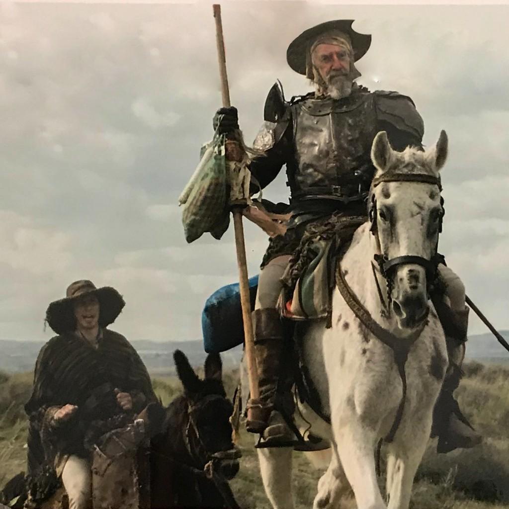 der mann, Der tötete Don Quijote